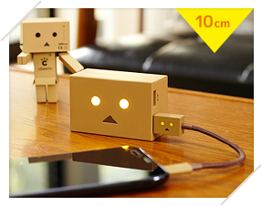 Danboard Usb Cable With Lightning U0026 Micro Usb Connector: cheero DANBOARD USB Cablerh:cheero.net,Design