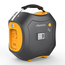 cheero Energy Carry 500Wh