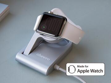 Apple社 Made for Apple Watch認証 取得