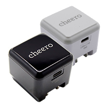 cheero USB-C PD Charger