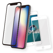 cheero Tempered Glass Screen Protector [3D 全面フィット]