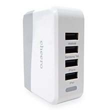 cheero 4port USB AC ADAPTER