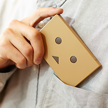 cheero Power Plus DANBOARD version -Plate- 4200mAh