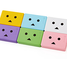 cheero Power Plus 10050mAh DANBOARD version -FLOWERS-